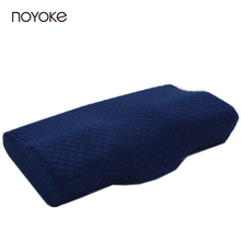 NOYOKE 50*30*10-6 cm PLUS Full Range Therapy Health Care Orthopedic Slow Rebound Memory Foam Pillow(China)