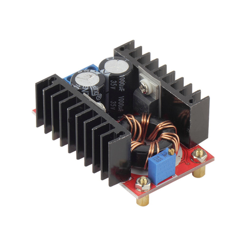 1pcs 150W DC-DC Boost Converter 10-32V to 12-35V Step Up Charger Power Module Hot Worldwide<br><br>Aliexpress