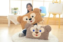 Gift for baby 1pc 60cm cartoon soft Sherry Duffy mouse sweet plush rest pillow cushion novelty creative stuffed toy