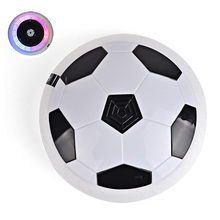 Fashion Children Toys Suspension Football LED Electric Air Cushion Soccer Pneumatic Disk For Kids Boy Latest Indoor Game @ZJF(China)