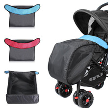 Universal Fit Pram Cosy Stroller Buggy Baby Puch Chair Foot Muff Warmer Cover Sock