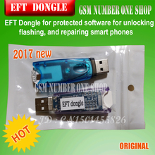 gsmjustoncct EFT Dongle for protected software for unlocking, flashing, and repairing smart phones(China)