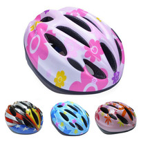 B2 A Premium Outdoor Sports Skiing Head Protector 10 Vent Children Sports Mountain Road Bicycle Cycling safety Skating Helmet