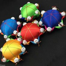 Wholesale  6PCS Chinese Handmade Classic Silk pin Cushion with 6cute kids