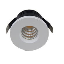 3W Downlights LED Round COB Mini Spot Recessed  Down Lamp for Cabinet 110V 220V Home Lights for showcase Driver Included