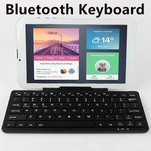Bluetooth Keyboard For Lenovo P8 Tab 3 8 Plus Tablet PC Wireless keyboard For Phab2 Pro Plus A5500 A3300 S5000 A3000 A1010 Case(China)