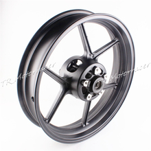Motorcycle 1 PCS Front Wheel Rim For Kawasaki Ninja ZX10R ZX-10R 2004-2005 ER-6N 2006-2012 Aluminum Alloy(China)