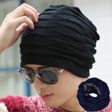 VORON Men Warm Hats Beanie Hat Winter Knitting Wool Hat for Unisex Caps Lady Beanie Knitted Caps Women's Hats Outdoor Sport Warm