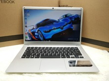 Windows10 14inch Laptop PC Computer Notebook Qual Core In-tel Atom X5-Z8350 1.44Ghz 4G 64G EMMC Wifi Webcam PC Tablet
