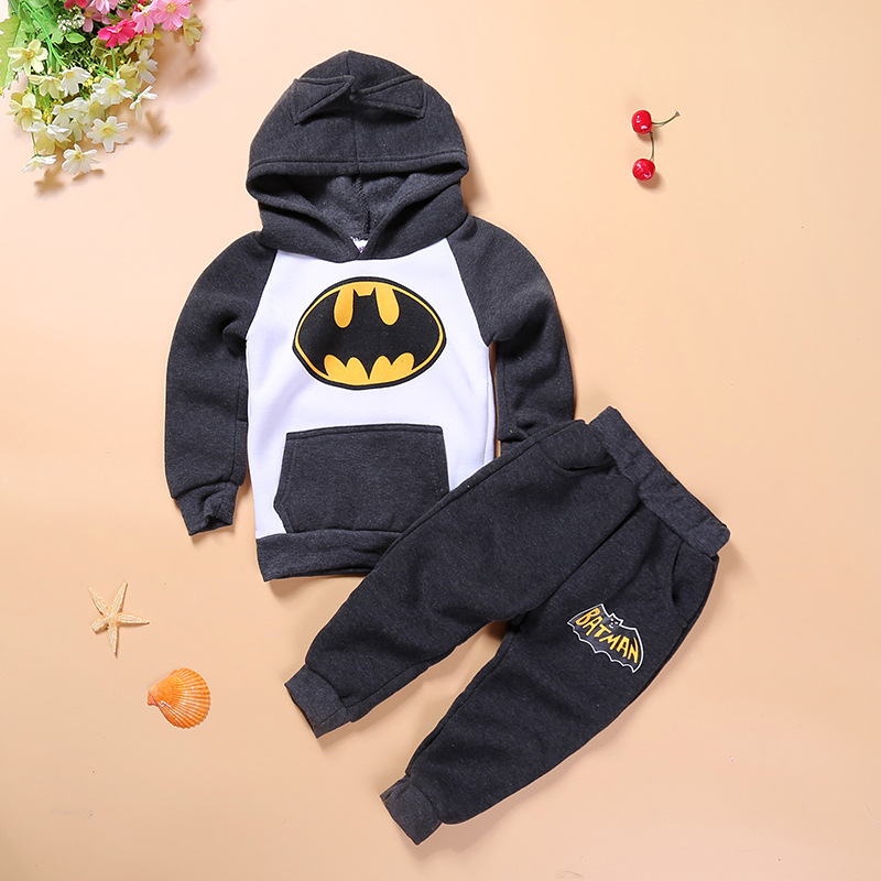 Fashion long sleeve autumn toddler baby boy clothes bat costumes kids<br><br>Aliexpress