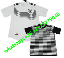 2018 World Cup Germany Soccer Jerseys Ozil Reus Muller Top Thai Quality 2018 Alemanha Kroos Football Shirt