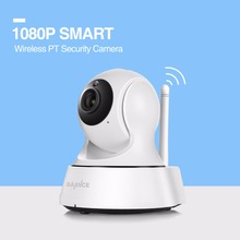 Buy SANNCE HD 1080P IP Camera Wireless CCTV Security IP Camera 2.0MP Surveillance Wifi Camera 1080P CCTV Camera Baby Monitor for $32.73 in AliExpress store