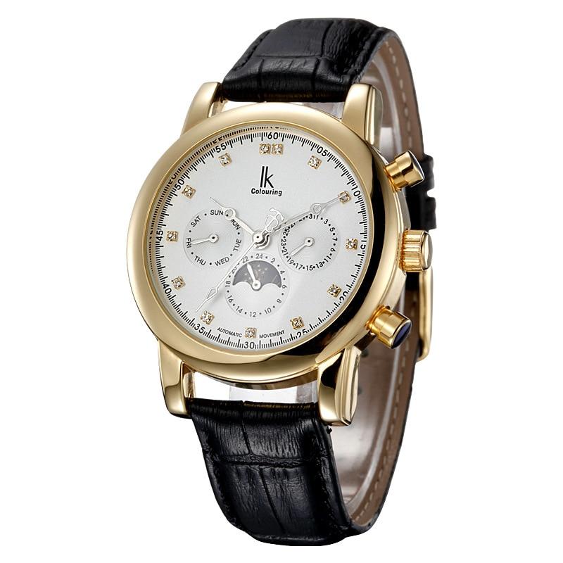 IK Acapi automatic mechanical watch men watch multifunctional fashion male watch<br>