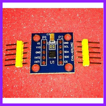 5pcs/lot GY-298 ADXL346Z Three Axis Ultra Low Power Consumption Digital Accelerometer Sensor Module SPI/I2C
