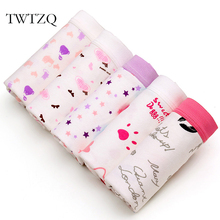 Buy TWTZQ 5Pcs/Lot New Fashion Star Lip Heart Cats Cute Panties Sexy Underwear Women Breifs Female Cotton Girl Lingeries 3NK081 for $9.94 in AliExpress store
