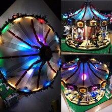 JULITE LED Light kit included Lego 10196