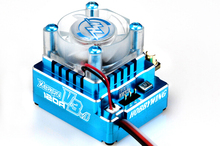 Hobbywing Xerun 120A V3.1 ESC brushless electronic speed controller Red Blue Black LCD program box choose