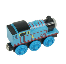 Wooden thomas and friends trains toys for children,kids thomas train model toy,1piece free shipping