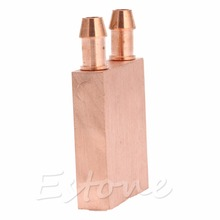 Copper Water Cooling Block CPU PC Computer For Graphics GPU Endothermic Head - L059 New hot(China)