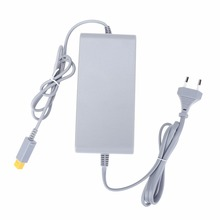 EU Plug AC Power Adapter Power Supply Adapter for Nintendo Wii U Game Console(China)