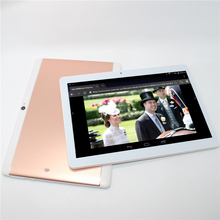 "Tablet MTK6582 IPS 10.1"" Android 6.0 3G GSM 5000mAh Quad Core phone call tablet pc1GB/16GBDual Camera GPS Bluetooth FM Wifi"