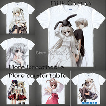 2015 Sky of Connection Sora Kazuha T Shirt Anime Japanese Famous Animation Novelty Summer Men's T-shirt Cosplay coolprint shirts(China)