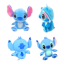 20cm Cute Lilo and Stitch Plush Toy Lovely Staffed Doll Best Gift for Children Kids Toy Christmas Gift