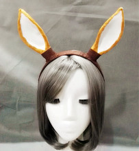 Fashion Girl Cute Fox Ear Headband Anime Cosplay Party Costume Horn Headbands Accessories