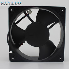 NANILUO Free Shipping EFB1224SHE, -T8SB DC 24V 0.66A, 120x120x38mm 50mm, 3-wire 3-pin connector Capacitance fan CT inverter(China)