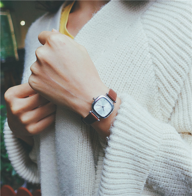 Brown white