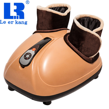 LEK 588 Electric heating foot massager foot Massage Machine For Health Care Infrared With heating and therapy