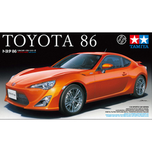 TAMIYA # 24323 1/24 Toyota 86 FT86 GT86 Plastic Car Model Kit  hobby plastic assembly model kits scale car model building kit