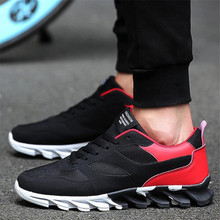 2017 Newest Men Sneakers running shoes Canvas sports shoes men athletic shoes breathable sneakers