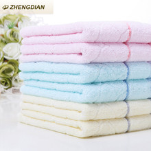 zhengdian 100% Cotton toalhas Bath Beach Fitness Face Hand Towels Compressed Fast Drying Soft  Absorbent air permeability towels