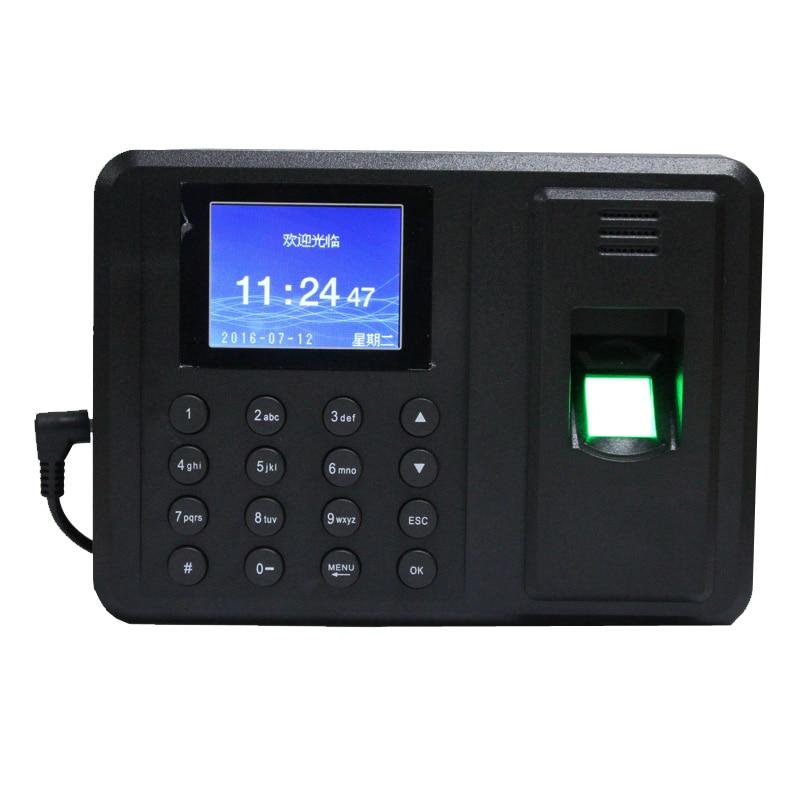 Fingerprint attendance machine  Free shipping  <br><br>Aliexpress