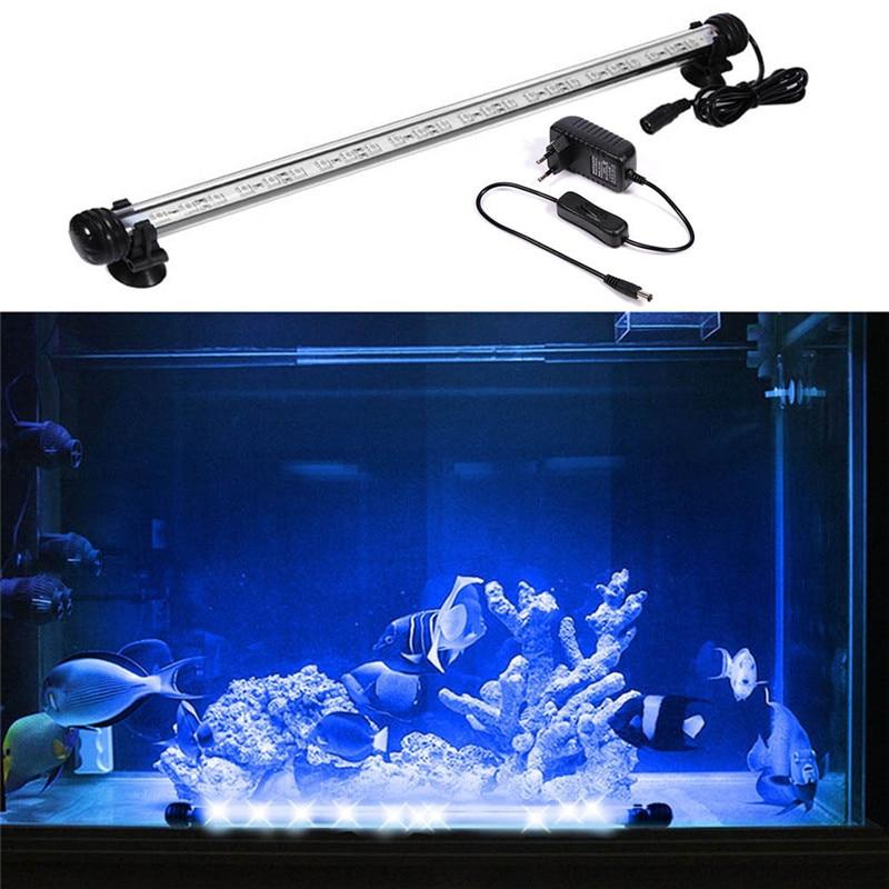 Aquarium-Fish-Tank-9-12-15-21-LED-Light-SMD5050-Blue-White-18-28-38-48CM (3)