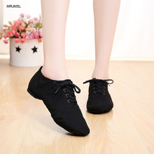 MRJMSL Buy as CM Size28~45 Kids Adult Soft sole Indoor Girls Jazz Dance Shoes for women ballet pointe shoes Men's Ballet Shoes