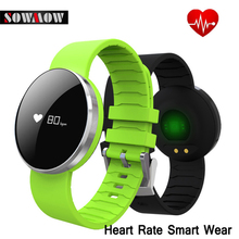 SOWMOW Bluetooth Smart Bracelet UW1 Wristband mirror Screen Band Heart Rate Monitor Waterproof Call Reminder for Android iOS(China)