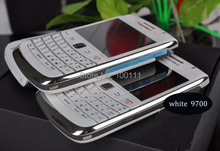 unlocked mobile phone Original Blackberry 9700 Phone with QWERTY Keyboard 3.2 MP Camera Free DHL (EMS) Shipping(Hong Kong)
