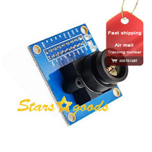 From Hongkong 3pcs ov7670 camera module Supports VGA CIF auto exposure control display active size 640X480 for arduino