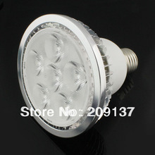 Free shipping 10pcs/lot dimmable 12w high power PAR30 CREE LED E27 E26 6*2W LED light bulb lamp