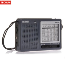 Portable Radio TECSUN R-9012 12 Band FM/AM/SW Radio Multiband Radio Receiver Portable Y4122H High Sensitivity TECSUN Radio FM
