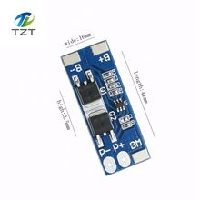 2 series 7.4V lithium battery protection board 8A working current 15A current limit/Overcharge discharge protection(China)