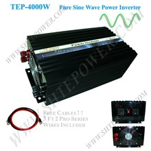 Excellent quality 4000W/8000W DC12V to AC120V pure sine wave inverter/solar power inverter