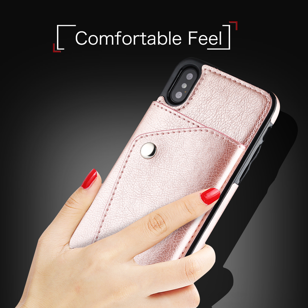 Wisecoco-Fashion-Luxury-Leather-Case-For-iphone-X-10-Wallet-Card-Holder-Cover-Protection-Phone-Bag (2)