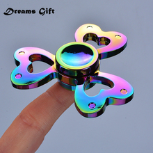 Buy Colorful Fidget Spinner Toys Sensory Fidgets Autism ADHD Hand Spinner Anti Stress Funny Gifts alloy EDC Rotation Long Time SL315 for $8.82 in AliExpress store