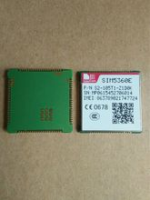 2PCS/LOT SIM5360E Guaranteed 100% New Original WCDMA/HSPA GSM/GPRS/EDGE 3G Module For PDA MID PND AIM POS Europe  JINYUSHI stock