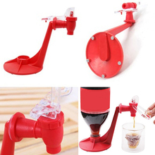 Creative Soda Drink Dispense Gadget Party Coke Drinking Automatic Dispenser Tool