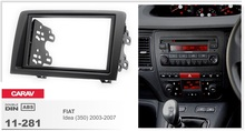 Fit for Flat Idea 2003-07 android 6.0 gps navi mp5 car dvd player 1080p 1024*600 stereo multimedia headunit tape recorder radio(China)