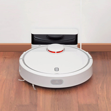 Original XiaoMi MI Robot Vacuum Cleaner for Home Automatic Sweeping Smart Planned WIFI APP Control 5200mAH Dust Sterili Cleaning(China)